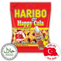 Bonbons Happy Cola Original halal Haribo
