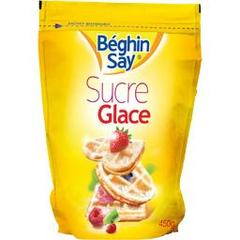 Sucre glace Béghin Say