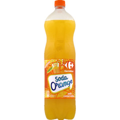 Carrefour orange 1,5L