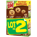 Mini BN chocolat lot de 2x350g