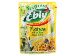 Ble Ebly nature micro ondes Huile d'olive 220g