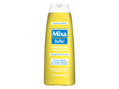 Mixa Bebe, Shampooing tres doux, lavages frequents, hypoallergenique, le flacon de 250ml