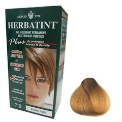 Phytoceutic Herbatint 7D/Blond Doré Gel Permanent 120 ml