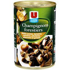 Champignons forestiers U, 225g