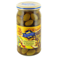 Olives vertes de Picholines Nos Regions ont du Talent 200g