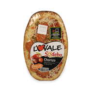 SODEBO : L'ovale - Pizza individuelle chorizo