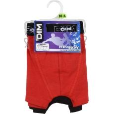 2 Boxers Dynamic DIM, rouge, taille 16A