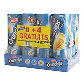 Tuiles Crunchips Vico Nature - 8x135g