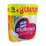 Papier toilette Moltonel Sensitive Lotus
