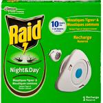 Recharge anti moustiques tous les produits insecticides - Raid anti moustique ...