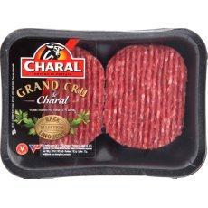 Steak hache grand cru 2X125G