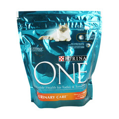 Croquettes pour chat Urinary Care au poulet Purina ONE, 450g