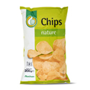 Pouce chips nature 200g