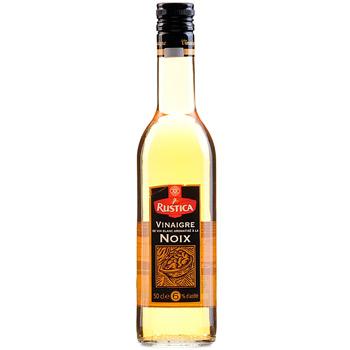 vinaigre de vin blanc de noix rustica 50cl tous les produits vinaigres vinaigrettes prixing. Black Bedroom Furniture Sets. Home Design Ideas