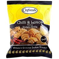 Cofresh Chilli & Lemon Grills de pommes de terre (80g) - Paquet de 2