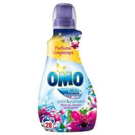 omo lessive liquide fleurs de cerisiers la bouteille de 1 l tous les produits poudre et. Black Bedroom Furniture Sets. Home Design Ideas