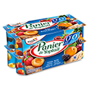 Panier de Yoplait panaché 0%mg 16x125g
