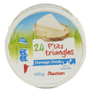 Petits triangles de fromage fondu - 24 fromages