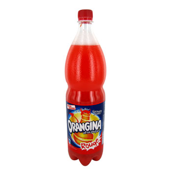 Orangina rouge a l'orange sanguine