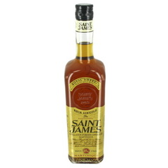 St James rhum ambre 45° - 70cl