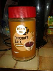 Chicoree et cafe soluble BIEN VU, 200g