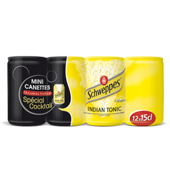 Schweppes Indian Tonic 12x15cl