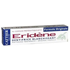 Cattier Dentifrice Eridène Formule Originale 75 ml Lot de 2