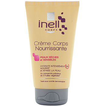 Creme corps Inell Nourrissante 150ml