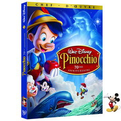 Pinocchio- Edition collector