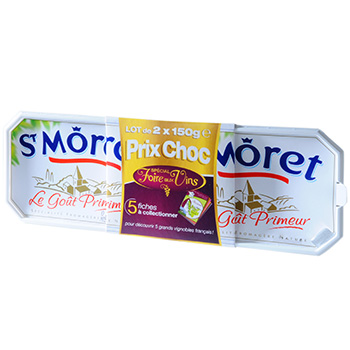 St Moret Nature 53%mg 150g x2