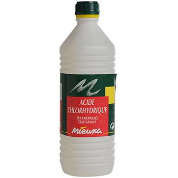 acide chlorhydrique tous les produits entretien de la maison prixing
