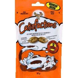 Catisfaction poulet 60g