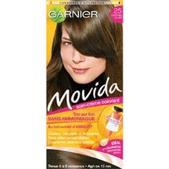 Garnier Movida chatain clair n°25