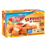Nuggets de Poulet Barbecue