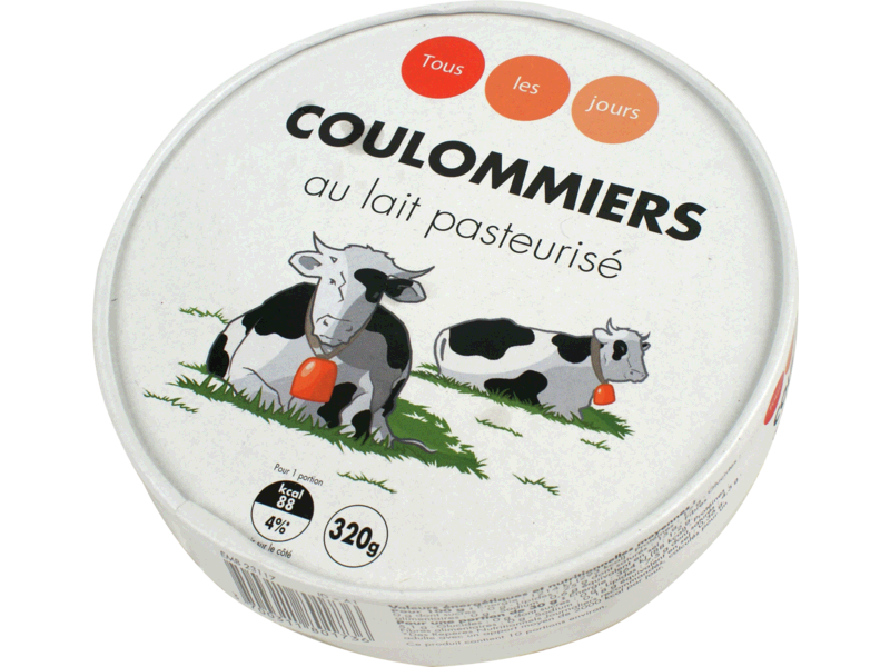 Coulommiers (50 % de MG)