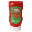 Auchan ketchup nature flacon top down 340g