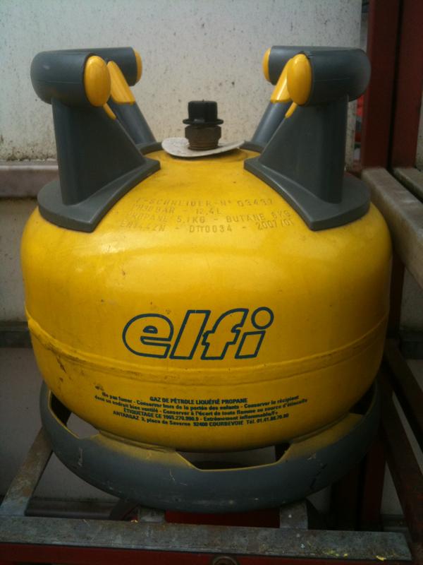 antargaz bouteille propane elfi la recharge de 6kg tous les produits chauffage allumage
