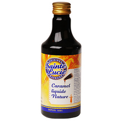 Caramel liquide Sainte Lucie Nature flacon 250ml