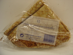 12 Crepes gourmandes Creperie Lamer, 400g