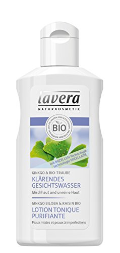 Lavera Lotion Tonique Purifiant 125 ml