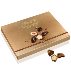 Lindt, Swiss luxury selection, la boite de 230 gr