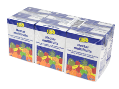 Nectar multifruits 6x20cl
