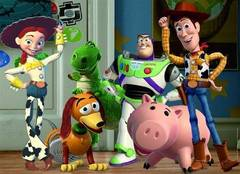 Puzzle- Toy Story