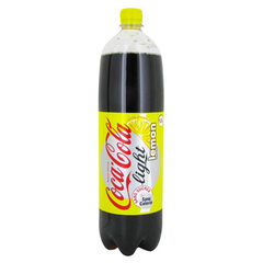 Coca-Cola lemon light 1,5l