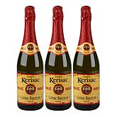 Kerisac cidre bouché brut traditionnel 5,5° -3x75cl
