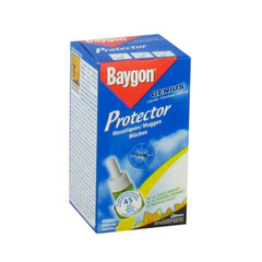 Recharge pour diffuseur anti moustiques Protector BAYGON, 45 nuits