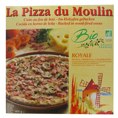 Pizza Royal Bio