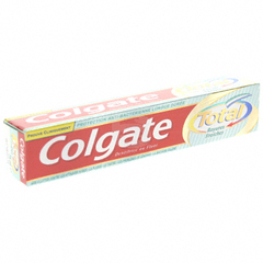 Dentifrice rayures fraîches COLGATE Total, 75ml
