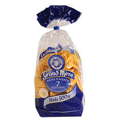 Grand'Mere pates d'Alsace nids 4mm 500g