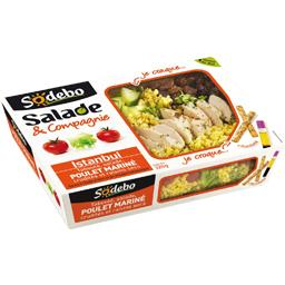 Sodebo salade & compagnie istanbul 320g